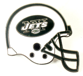 New York Jets Helmet Pin