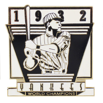 New York Yankees 1932 World Series Champs Pin