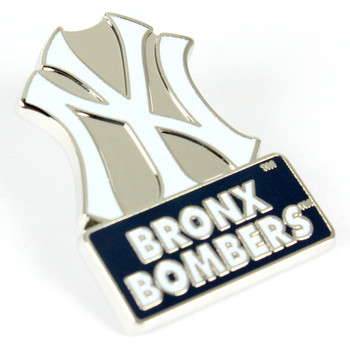 New York Yankees Bronx Bombers Pin