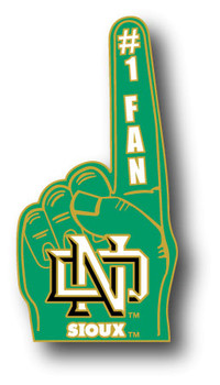 North Dakota #1 Fan Pin