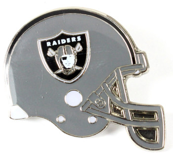 Oakland Raiders Helmet Pin