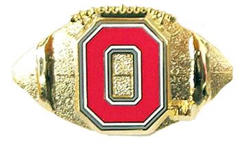 Ohio State Football Pin