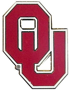 Oklahoma Logo Pin