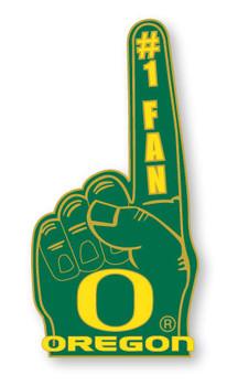 Oregon #1 Fan Pin