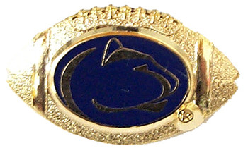 Penn State Football Pin