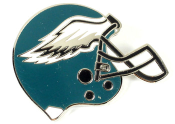 Philadelphia Eagles Helmet Pin