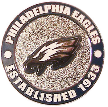 Philadelphia Eagles Circle Pin - est. 1933