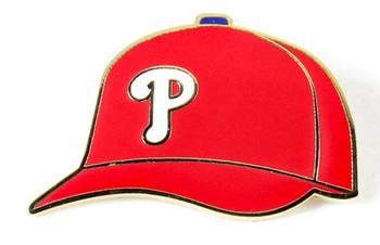 Philadelphia Phillies Hat Pin