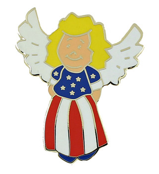 America's Guardian Angel Pin