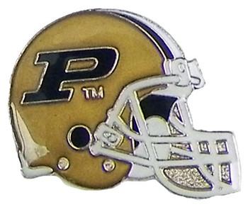 Purdue Helmet Pin