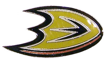 Anaheim Ducks Logo Pin