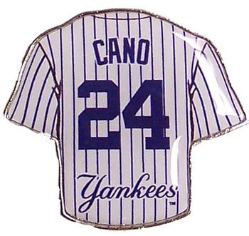 Robinson Cano Yankees Jersey Pin