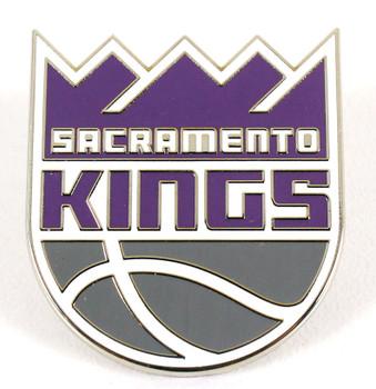 Sacramento Kings Logo Pin