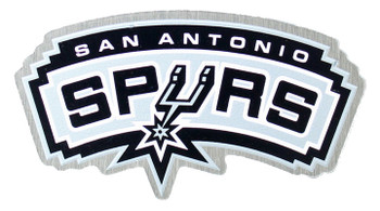 San Antonio Spurs Logo Pin
