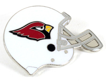Arizona Cardinals Helmet Pin