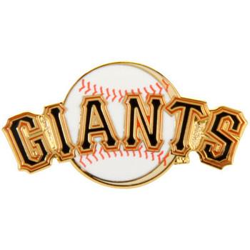 San Francisco Giants Logo Pin