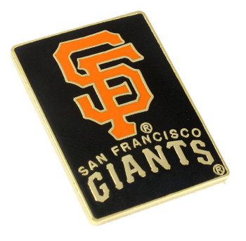 San Francisco Giants Primary Plus Logo Pin
