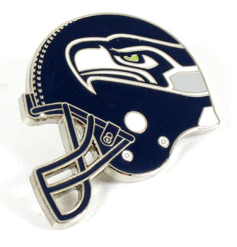 Seattle Seahawks Helmet Pin