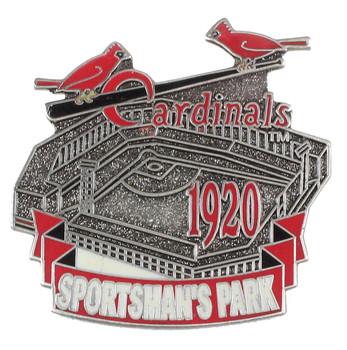 Sportsman Park 1920 Commemorative Stadium Pin