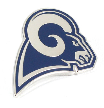 Los Angeles Rams Logo Pin