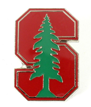 Stanford Logo Pin