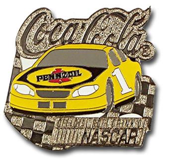 Steve Park #1 Car Pin