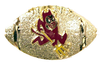 Arizona State Football Pin