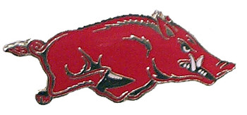 Arkansas Logo Pin