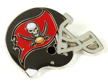 Tampa Bay Buccaneers Helmet Pin