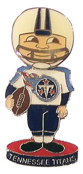Tennessee Titans Bobbing Head Pin