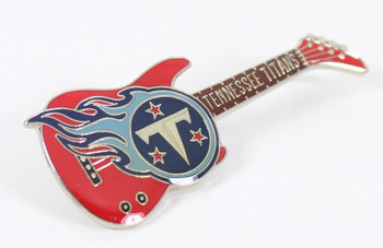Tennessee Titans Guitar Pin