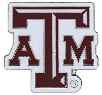 Texas A&M Logo Pin