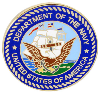 United States Navy Lapel Pin