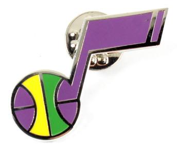 Utah Jazz Vintage Logo Pin - 1979