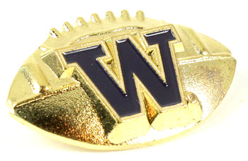 Washington Huskies Football Pin