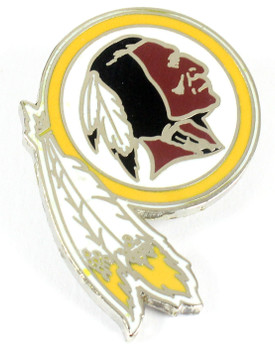 Washington Redskins Logo Pin