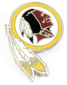 Washington Redskins Logo Pin