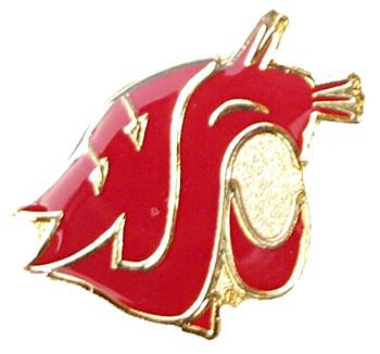 Washington State Logo Pin