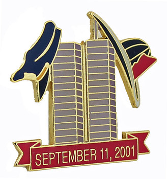 World Trade Center Heroes 9/11 Pin