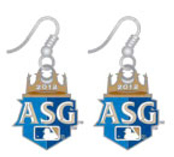 2012 MLB All-Star Game Earrings