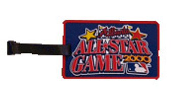 All-Star Game 2000 Luggage/Golf Tag
