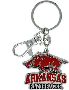 Arkansas Key Chain