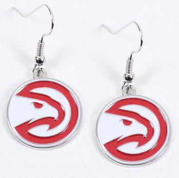 Atlanta Hawks Earrings