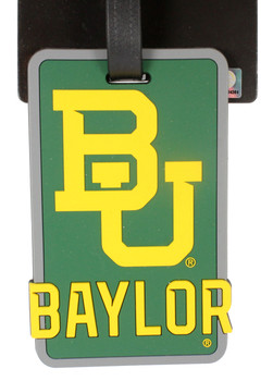 Baylor Luggage Tag