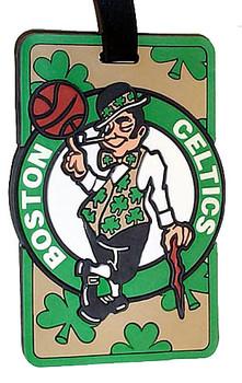 Boston Celtics Luggage Bag Tag