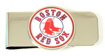 Boston Red Sox Money Clip