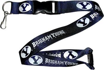Brigham Young Lanyard