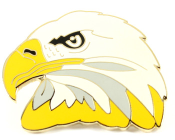 Bald Eagle Lapel Pin