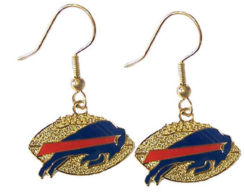 Buffalo Bills Earrings