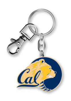 Cal Berkeley Heavyweight Key Chain